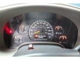 2000 Chevrolet Astro LT Passenger Van Gauges
