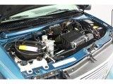 2000 Chevrolet Astro LT Passenger Van 4.3 Liter OHV 12-Valve V6 Engine