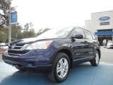 2010 Royal Blue Pearl Honda CR-V EX #61112708