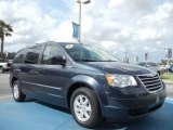 2009 Chrysler Town & Country Modern Blue Pearl