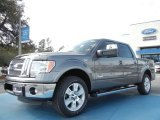 2012 Ford F150 Lariat SuperCrew Data, Info and Specs