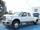 2012 Ford F350 Super Duty King Ranch Crew Cab 4x4 Dually