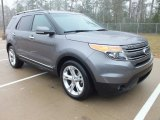 2011 Sterling Grey Metallic Ford Explorer Limited #61113788