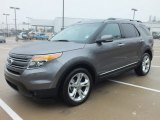 2011 Ford Explorer Limited Front 3/4 View