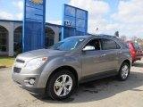 2012 Graystone Metallic Chevrolet Equinox LTZ AWD #61112670