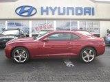 2010 Red Jewel Tintcoat Chevrolet Camaro LT Coupe #61112660