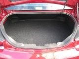 2010 Chevrolet Camaro LT Coupe Trunk