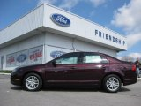 2012 Bordeaux Reserve Metallic Ford Fusion S #61112654
