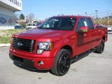 2012 Ford F150 FX2 SuperCab Data, Info and Specs