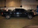 2004 Black Chevrolet Silverado 1500 SS Extended Cab AWD #61112614