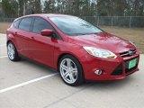 2012 Red Candy Metallic Ford Focus SE Sport 5-Door #61113751
