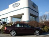 2012 Bordeaux Reserve Metallic Ford Fusion SE #61112591