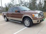 2012 Golden Bronze Metallic Ford F150 Lariat SuperCrew #61113726