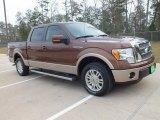 2012 Golden Bronze Metallic Ford F150 Lariat SuperCrew #61113726
