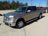 2011 Pale Adobe Metallic Ford F150 Lariat SuperCrew #61113696