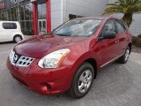 2012 Cayenne Red Nissan Rogue S #61113140