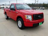2012 Ford F150 STX Regular Cab Data, Info and Specs