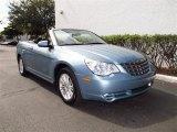 2009 Chrysler Sebring Clearwater Blue Pearl