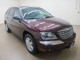 2004 Deep Molten Red Pearl Chrysler Pacifica AWD #61112528