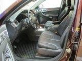 2004 Chrysler Pacifica AWD Dark Slate Gray Interior