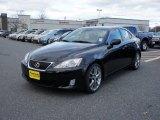 2008 Black Sapphire Pearl Lexus IS 350 #61113594
