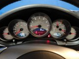 2007 Porsche 911 Carrera 4S Coupe Gauges