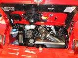 2007 Porsche 911 Carrera 4S Coupe 3.8 Liter DOHC 24V VarioCam Flat 6 Cylinder Engine