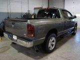 2006 Mineral Gray Metallic Dodge Ram 1500 SLT Quad Cab 4x4 #61113566