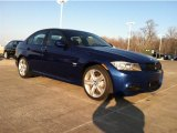 2011 Le Mans Blue Metallic BMW 3 Series 335i xDrive Sedan #61113086