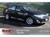 2012 Attitude Black Metallic Toyota Camry Hybrid XLE #61112435