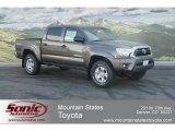 2012 Pyrite Mica Toyota Tacoma V6 TRD Sport Double Cab 4x4 #61112421