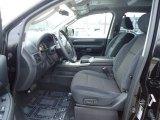 2011 Nissan Armada SV 4WD Charcoal Interior