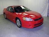 2006 Victory Red Chevrolet Monte Carlo SS #61113031