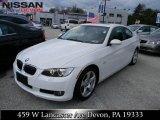 2008 Alpine White BMW 3 Series 328i Coupe #61113484