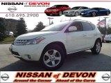 2007 Glacier Pearl White Nissan Murano SL AWD #61113480