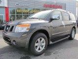 2012 Smoke Gray Nissan Armada SV #61112901