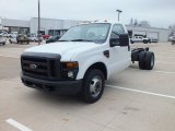 2008 Ford F350 Super Duty XL Regular Cab Chassis Commercial Data, Info and Specs