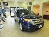 2011 Kona Blue Metallic Ford Explorer XLT #61167376