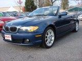 2004 Mystic Blue Metallic BMW 3 Series 330i Convertible #61167010