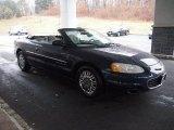 2001 Chrysler Sebring Sapphire Blue Pearlcoat