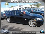 2010 Black Sapphire Metallic BMW 3 Series 335i Sedan #61112872