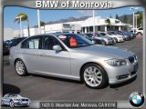 2009 Titanium Silver Metallic BMW 3 Series 335i Sedan #61112867