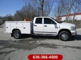 2007 Dodge Ram 3500 SLT Quad Cab 4x4 Utility Truck Data, Info and Specs
