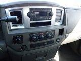2007 Dodge Ram 3500 SLT Quad Cab 4x4 Utility Truck Controls