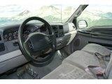 2000 Ford F250 Super Duty XLT Extended Cab 4x4 Dashboard
