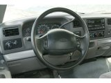 2000 Ford F250 Super Duty XLT Extended Cab 4x4 Steering Wheel