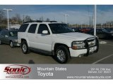 2005 Summit White Chevrolet Tahoe 4x4 #61166969