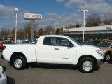 2011 Super White Toyota Tundra Double Cab 4x4 #61112854