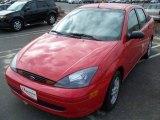 2004 Infra-Red Ford Focus ZTS Sedan #6100527
