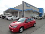 2003 Infra-Red Ford Focus ZX3 Coupe #61167311